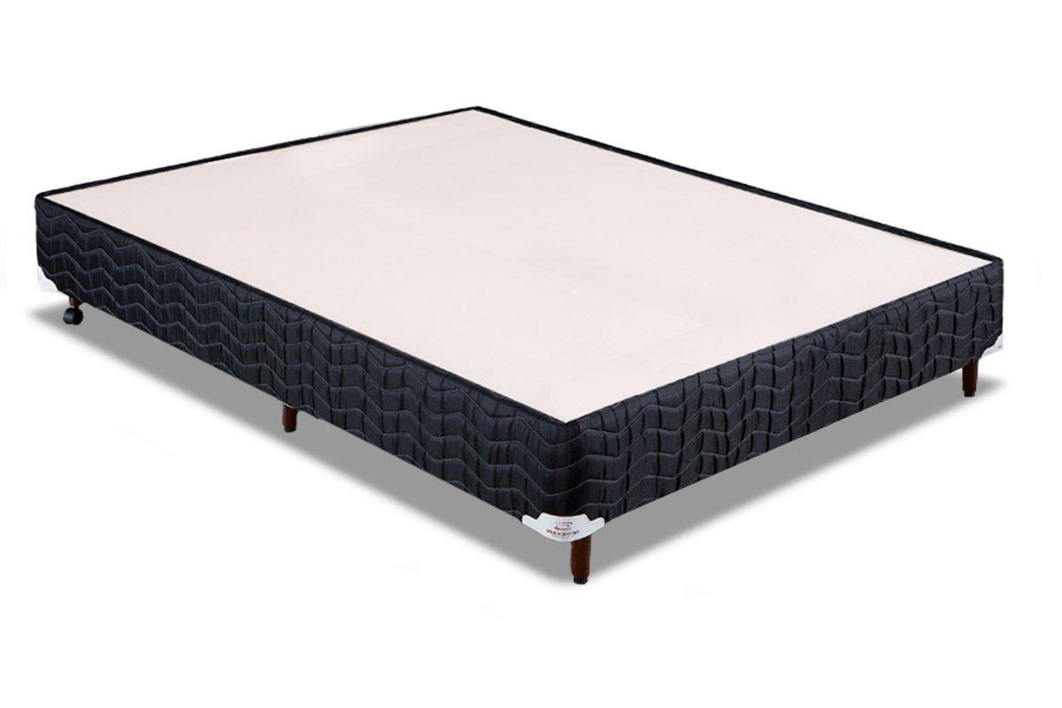 Cama Box Casal Sommier Plus Orthocrin (138x188x32)