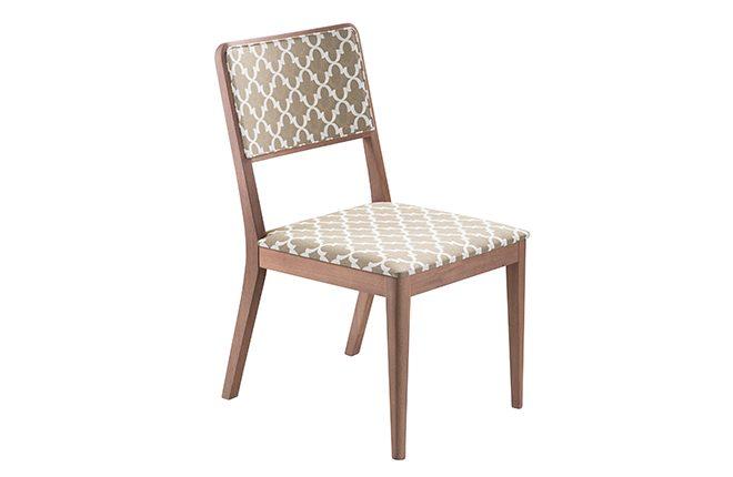 Cadeira Laura Estofada