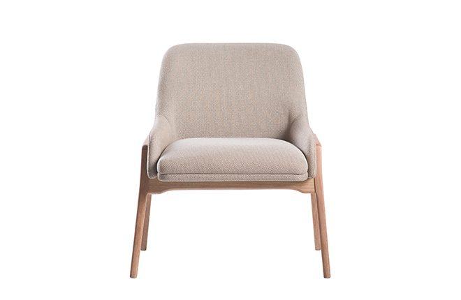 Cadeira New sem braço - madeira