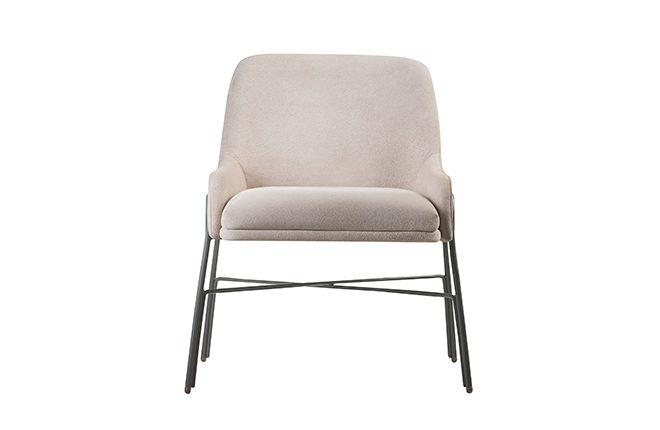 Cadeira New sem braço - metal