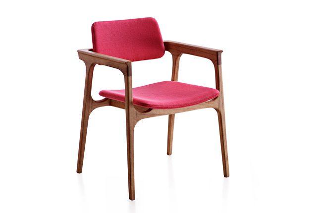 Cadeira Ditta Estofada