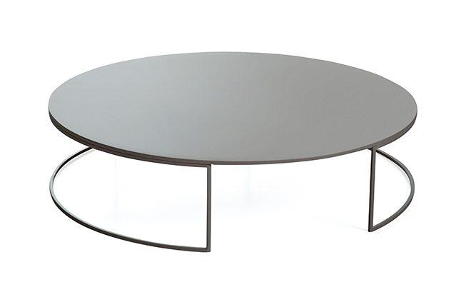 Mesa de centro Slim Redonda