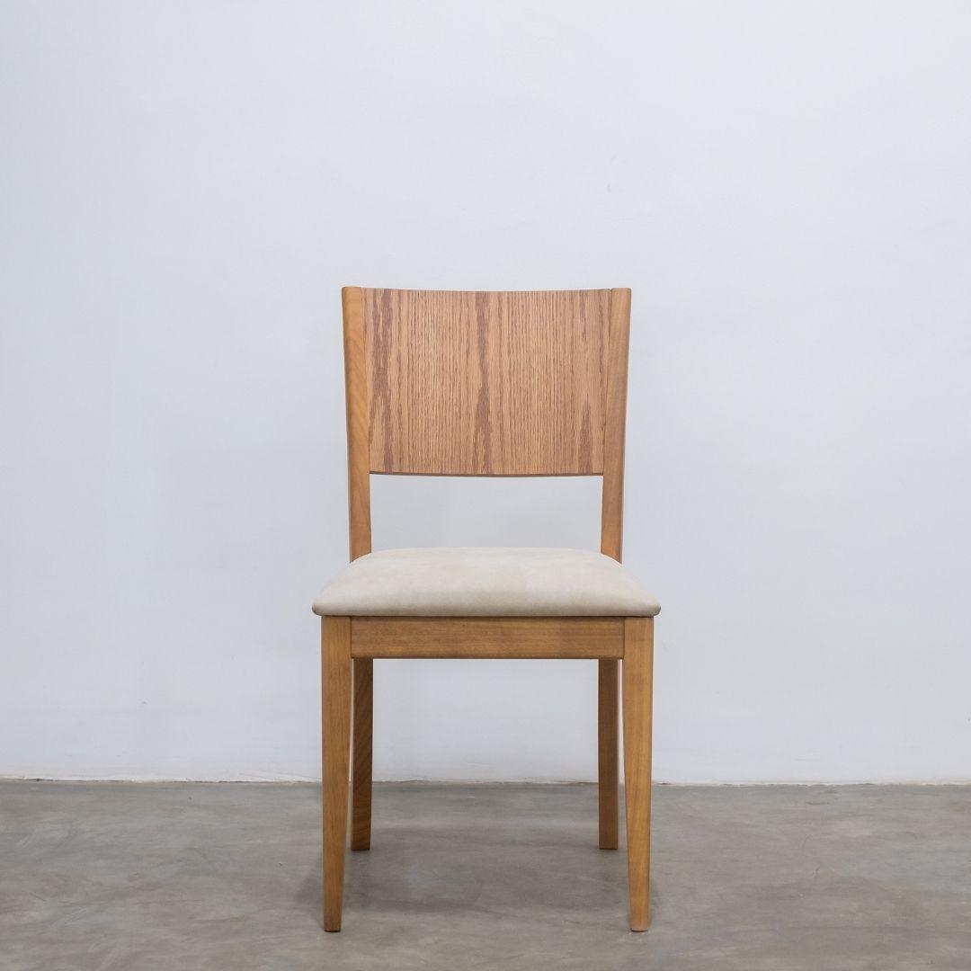 Cadeira de jantar Antonella damasco - Sier