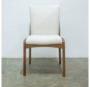Cadeira Alice Encosto e Assento Estofado 207B COR 10 - Prisma Móveis