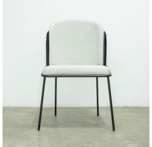Cadeira 2928 Soie Base Preto Fosco FR 1761CO1804 - Tumar