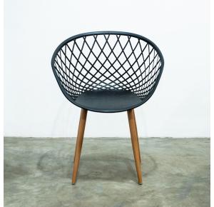 Cadeira Clarice Preta - Rivatti