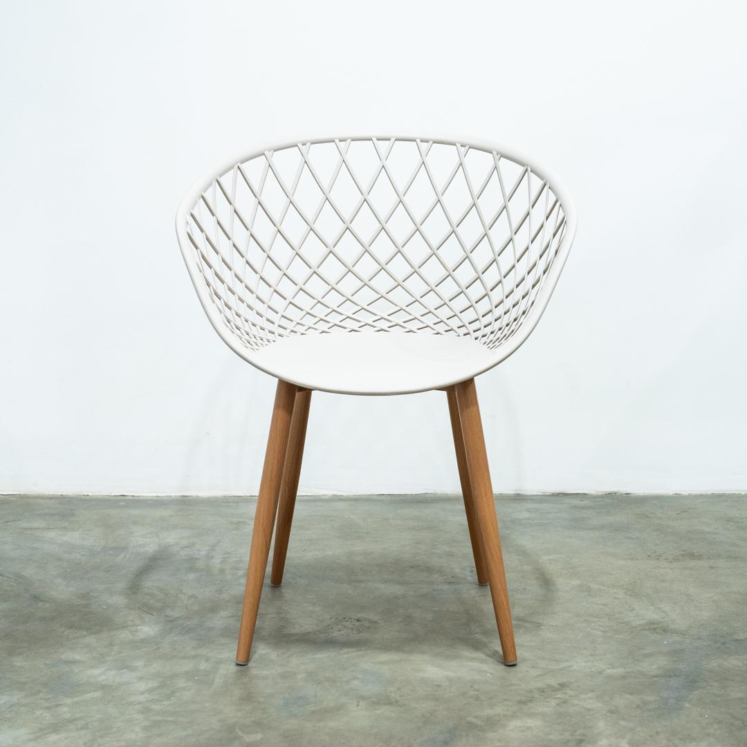 Cadeira Clarice Nude - Rivatti