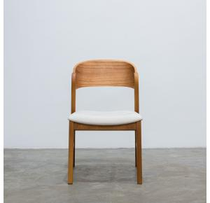 Cadeira Lia laminada cinamomo - Pollus Móveis