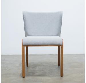 Cadeira Zart  Nogueira Tecido 61720 - Gottems
