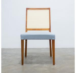 Cadeira para mesa de Jantar 3224 com encosto em telinha - Herval