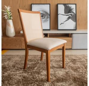Cadeira Barcelona  encosto com tela - Parma