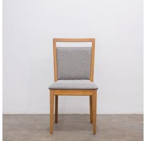 Cadeira de jantar Eleonor damasco - Sier Móveis