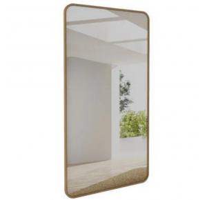 Espelho Palazzo 2,10X1,08 Natural - Rudnick