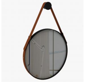 Espelho Redondo Ônix 60cm - Rudnick