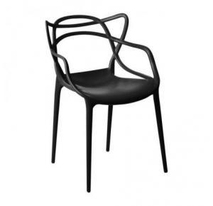 Cadeira Allegra Preta - Rivatti