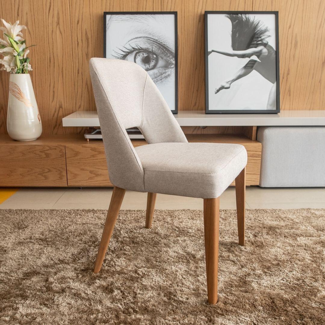 Cadeira Danúbia