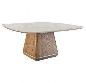 Mesa de Jantar Agave Quadrada- Sier