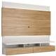 Painel para TV Lofty 180 cm Cinamomo com Off White Fosco - Província