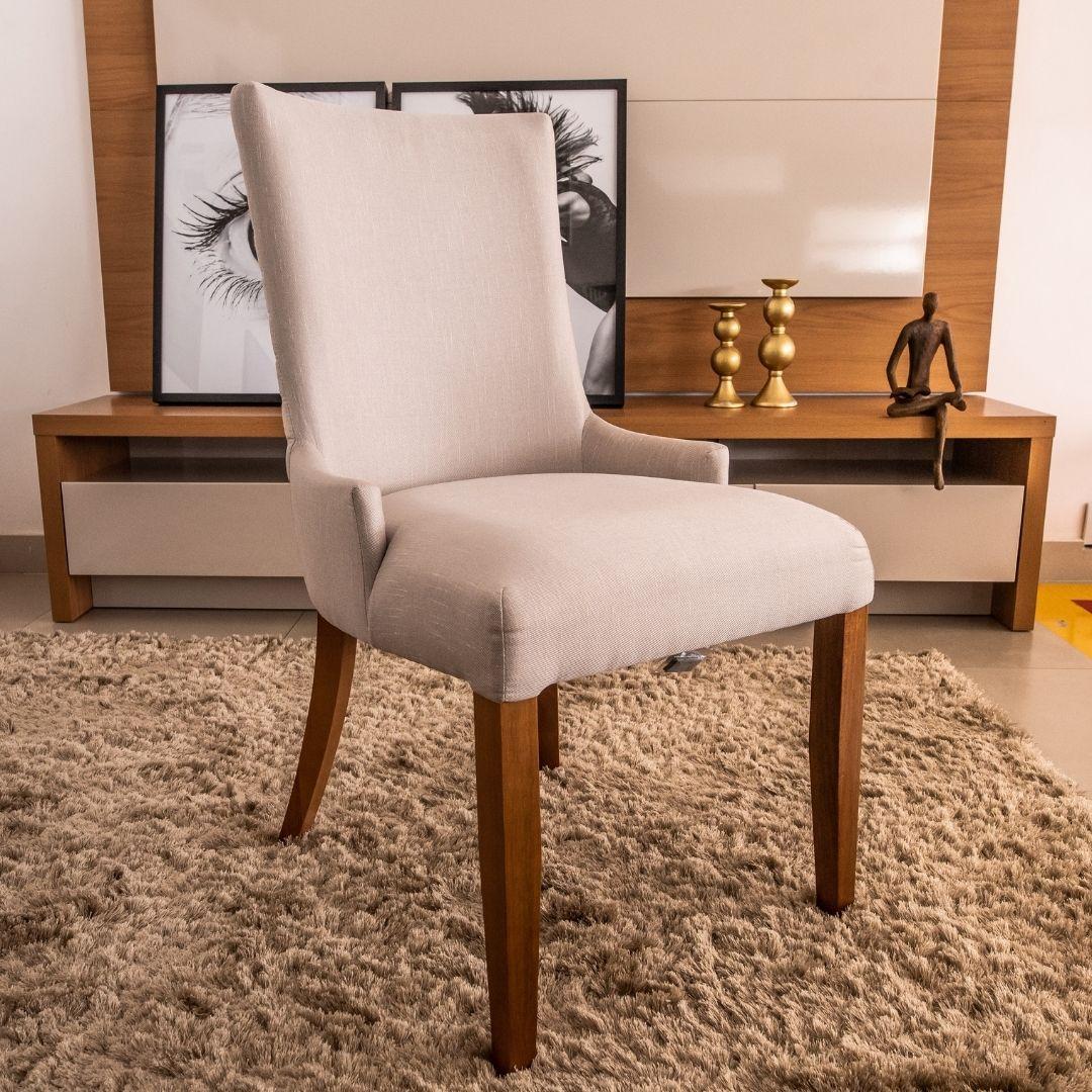 Cadeira para mesa de Jantar Zamora - Heitor